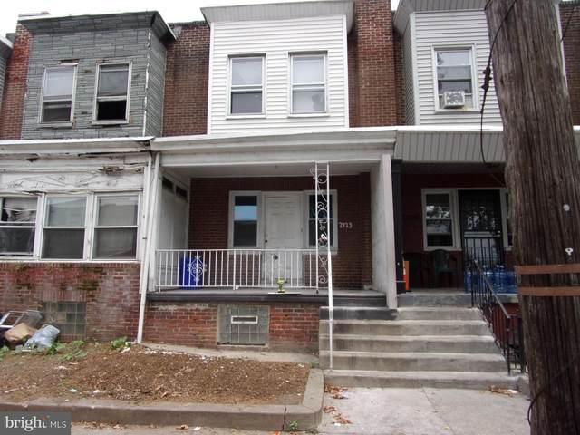 2423 S 54TH Street, PHILADELPHIA, PA 19143 (#PAPH2017056) :: The Broc Schmelyun Team