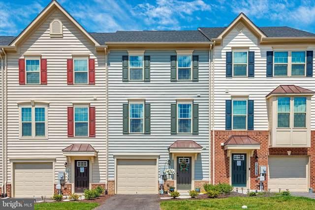 10136 Hutzell Street, IJAMSVILLE, MD 21754 (#MDFR2003470) :: Great Falls Great Homes