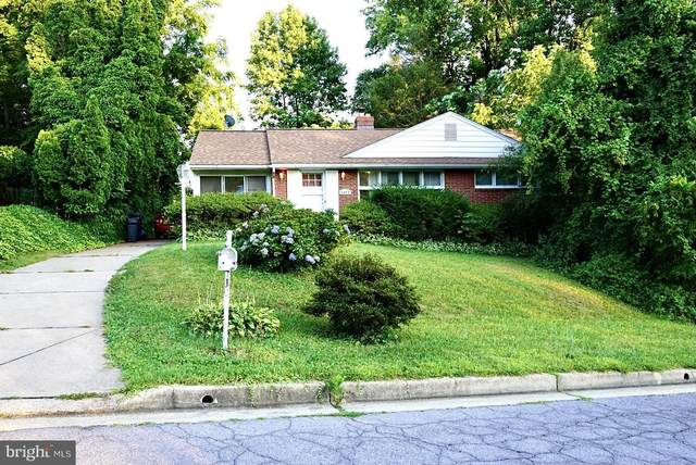 1207 St Andrews Way, BALTIMORE, MD 21239 (#MDBC2006460) :: Pearson Smith Realty
