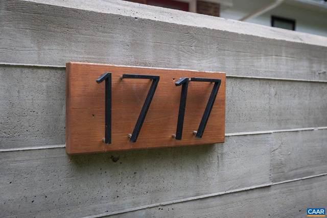 1717 E Market St, CHARLOTTESVILLE, VA 22902 (#620694) :: Pearson Smith Realty