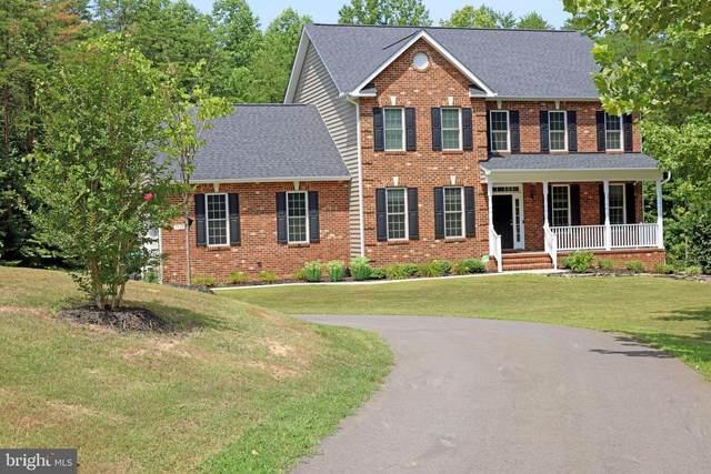 7509 Stonegate Manor Drive, FREDERICKSBURG, VA 22407 (#VASP2001714) :: Jacobs & Co. Real Estate