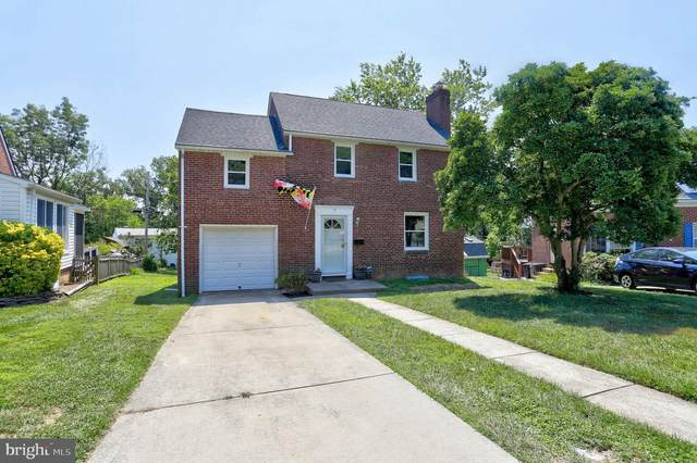 19 Tanglewood Road, BALTIMORE, MD 21228 (#MDBC2006494) :: The Dailey Group
