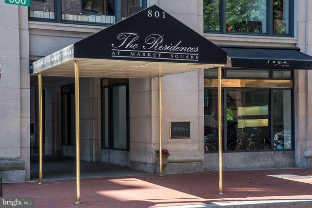 801 Pennsylvania Avenue NW Ph10, WASHINGTON, DC 20004 (#DCDC2007474) :: Murray & Co. Real Estate