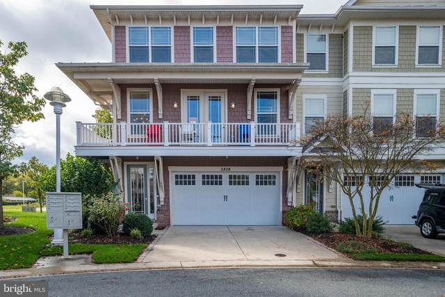 2808 Persimmon Place D1, CAMBRIDGE, MD 21613 (#MDDO2000406) :: AJ Team Realty
