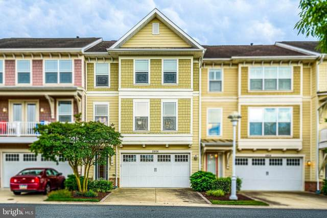2806 Persimmon Place D2, CAMBRIDGE, MD 21613 (#MDDO2000408) :: AJ Team Realty