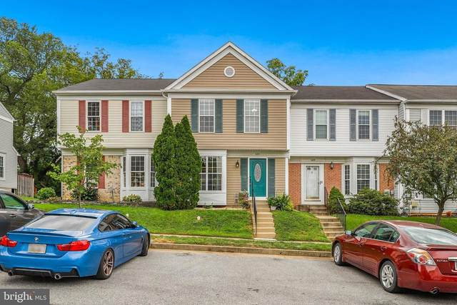 623 Lucky Leaf Circle, BALTIMORE, MD 21228 (#MDBC2006504) :: Ultimate Selling Team