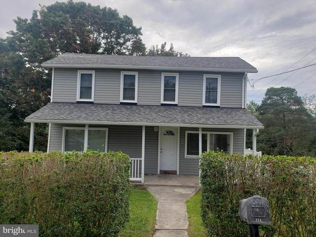 154 Spring Street, FROSTBURG, MD 21532 (#MDAL2000480) :: The Maryland Group of Long & Foster Real Estate