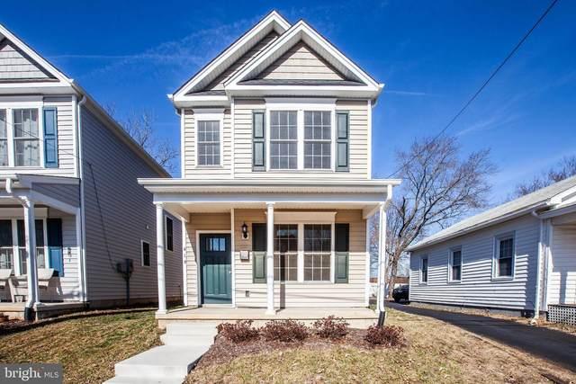 419 Bunker Hill Street, FREDERICKSBURG, VA 22401 (#VAFB2000332) :: Debbie Dogrul Associates - Long and Foster Real Estate