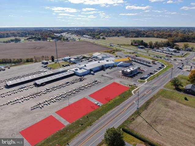 County Seat Highway 3 PAD SITES, LAUREL, DE 19956 (#DESU2003538) :: Murray & Co. Real Estate