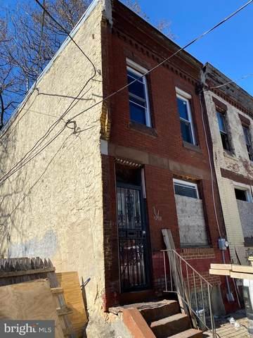 1814 N Bailey Street, PHILADELPHIA, PA 19121 (#PAPH2017312) :: Lee Tessier Team