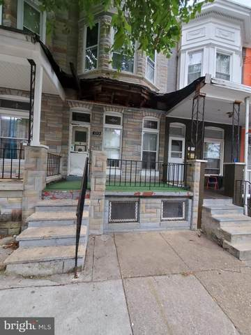 1713 Appleton Street, BALTIMORE, MD 21217 (#MDBA2006990) :: The Maryland Group of Long & Foster Real Estate