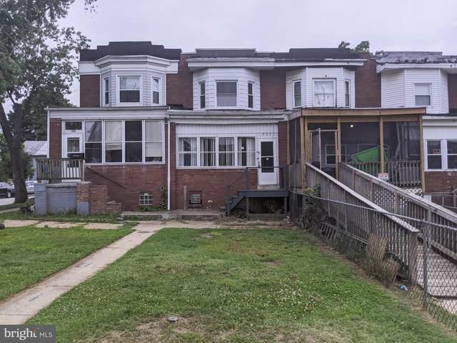 541 Maude Avenue, BALTIMORE, MD 21225 (#MDBA2006994) :: Corner House Realty