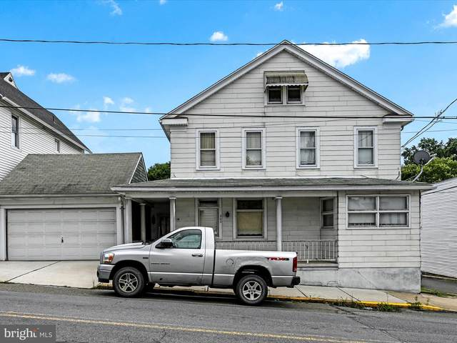 303 N Front Street, MINERSVILLE, PA 17954 (#PASK2000866) :: TeamPete Realty Services, Inc