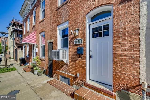 2104 Moyer Street, BALTIMORE, MD 21231 (#MDBA2007028) :: SURE Sales Group