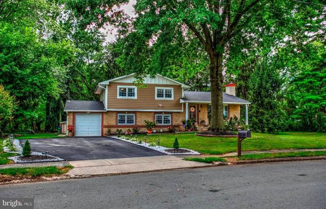 7 Great Woods, EWING, NJ 08638 (MLS #NJME2003122) :: Maryland Shore Living | Benson & Mangold Real Estate