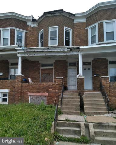2413 Westwood Avenue, BALTIMORE, MD 21216 (#MDBA2007046) :: The Dailey Group