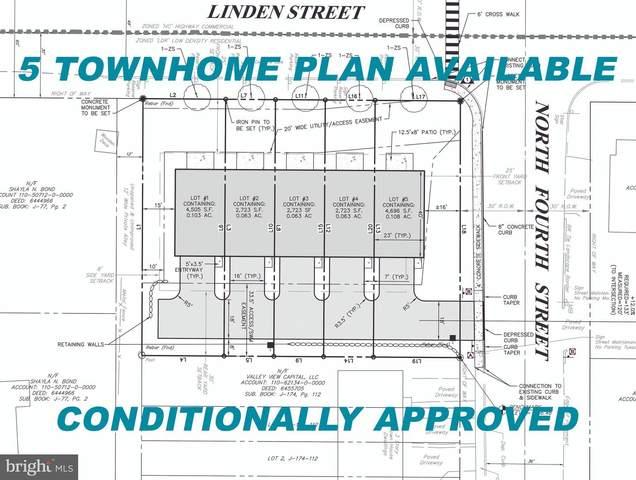 00 N Fourth Street, COLUMBIA, PA 17512 (#PALA2003186) :: The Craig Hartranft Team, Berkshire Hathaway Homesale Realty
