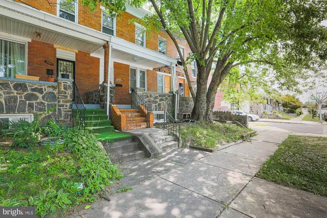 2605 Aisquith Street, BALTIMORE, MD 21218 (#MDBA2007060) :: The Vashist Group