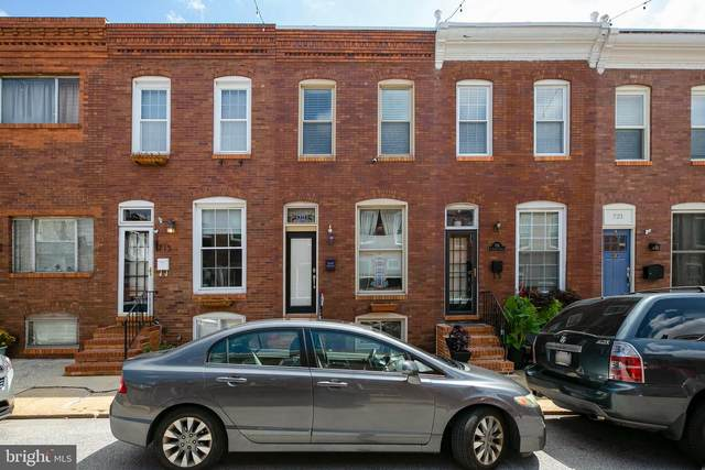 717 S Glover Street, BALTIMORE, MD 21224 (#MDBA2007062) :: New Home Team of Maryland