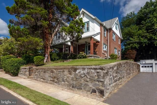 4657 Woodland Avenue, DREXEL HILL, PA 19026 (#PADE2004422) :: The Broc Schmelyun Team