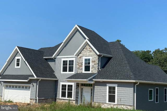 234 Sunset Circle, RED LION, PA 17356 (#PAYK2003784) :: TeamPete Realty Services, Inc
