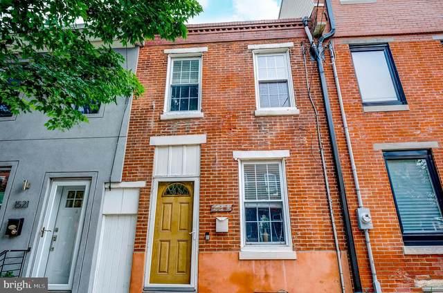 1519 E Berks Street, PHILADELPHIA, PA 19125 (#PAPH2017494) :: Murray & Co. Real Estate