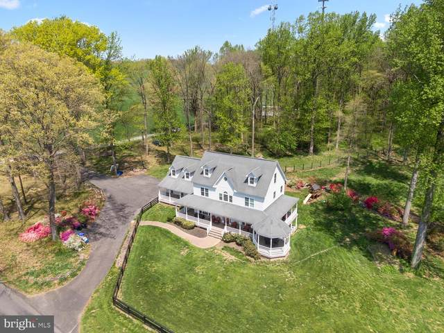 4101 Brookeville Road, BROOKEVILLE, MD 20833 (#MDMC2009502) :: Realty Executives Premier