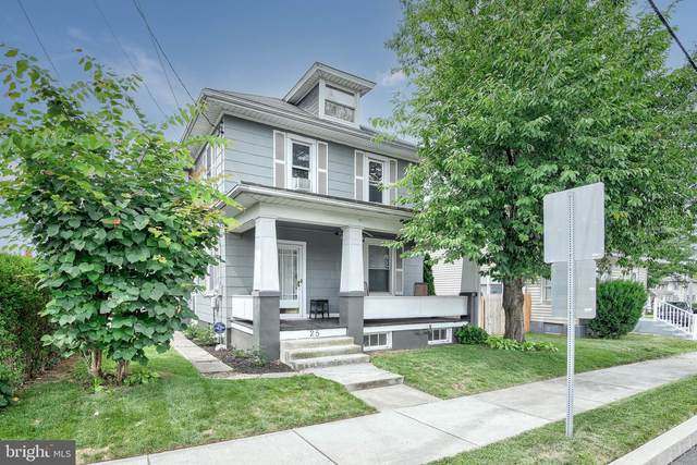 25 S Lingle Avenue, PALMYRA, PA 17078 (#PALN2000956) :: Flinchbaugh & Associates