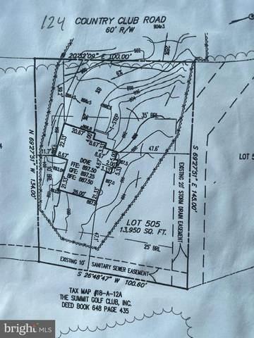 Lot 505 Country Club, CROSS JUNCTION, VA 22625 (#VAFV2001046) :: Colgan Real Estate