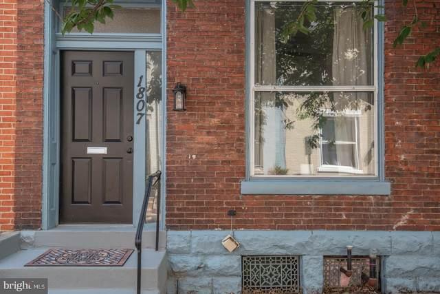1807 Penn Street, HARRISBURG, PA 17102 (#PADA2002086) :: BayShore Group of Northrop Realty