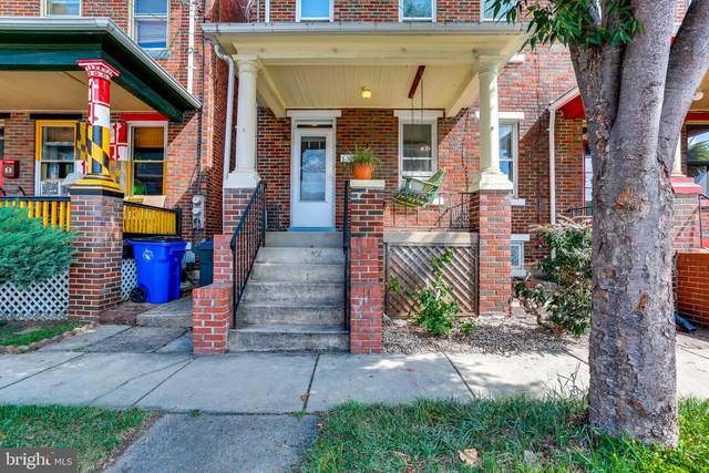 9 W 7TH Street, FREDERICK, MD 21701 (#MDFR2003562) :: BayShore Group of Northrop Realty