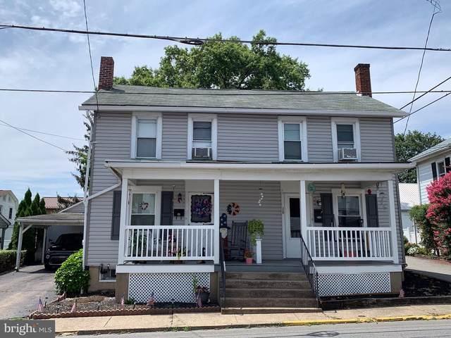 327 & 329 Church Street, MILLERSBURG, PA 17061 (#PADA2002094) :: ExecuHome Realty