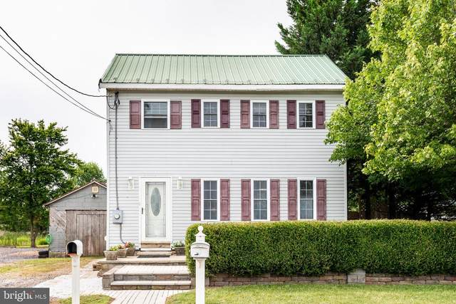 5841 Conover Road, TANEYTOWN, MD 21787 (#MDCR2001542) :: LoCoMusings