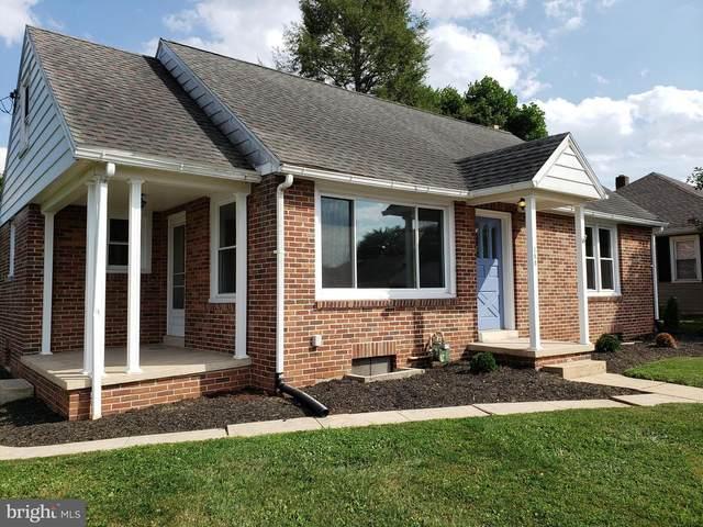 155 N 4TH Street, MOUNT WOLF, PA 17347 (#PAYK2003808) :: Liz Hamberger Real Estate Team of KW Keystone Realty