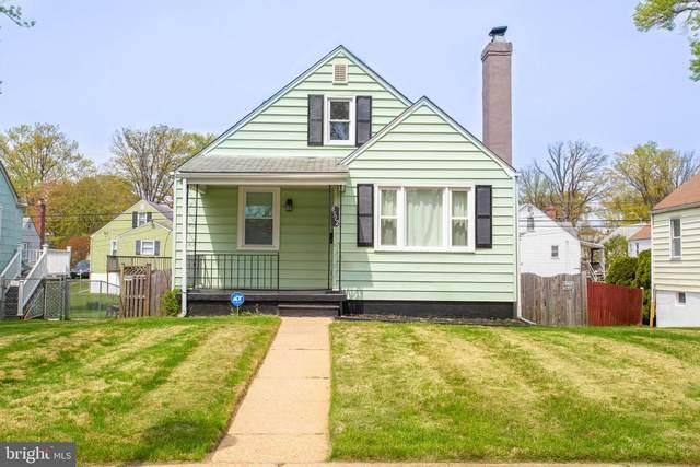 6512 Moyer Avenue, BALTIMORE, MD 21206 (#MDBA2007150) :: Integrity Home Team