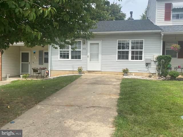 105 E Beaver Court, BEAR, DE 19701 (MLS #DENC2004108) :: Maryland Shore Living   Benson & Mangold Real Estate