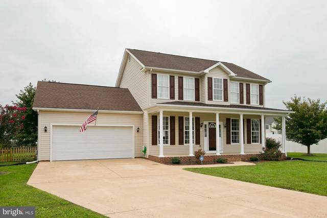 110 Welsh Court, STEPHENS CITY, VA 22655 (#VAFV2001056) :: ExecuHome Realty