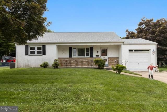 4616 Magnolia Avenue, FEASTERVILLE TREVOSE, PA 19053 (#PABU2004934) :: Jason Freeby Group at Keller Williams Real Estate