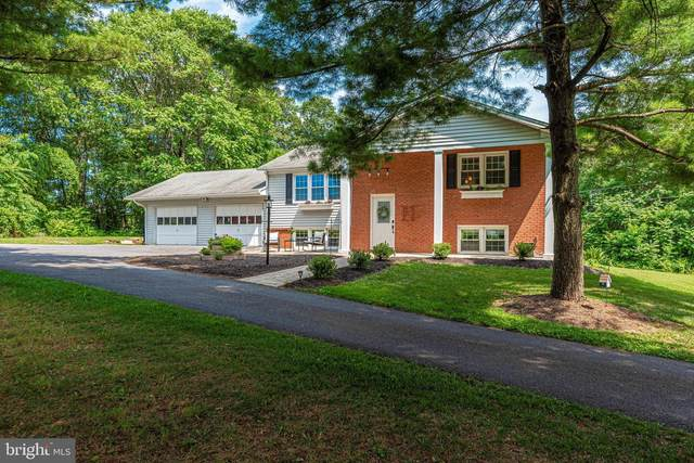 11014 Carriage Lane, FREDERICK, MD 21701 (#MDFR2003594) :: Great Falls Great Homes