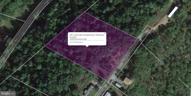 957 Longview Drive, BERKELEY SPRINGS, WV 25411 (#WVMO2000294) :: Dart Homes