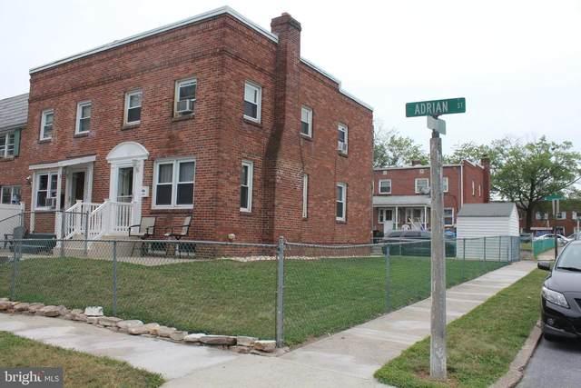 2260 Adrian Street, HARRISBURG, PA 17104 (#PADA2002116) :: Linda Dale Real Estate Experts