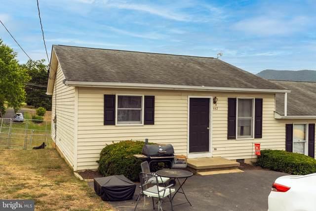 442 Pleasant View Drive, STRASBURG, VA 22657 (#VASH2000594) :: Advance Realty Bel Air, Inc