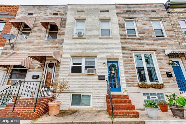 205 S East Avenue, BALTIMORE, MD 21224 (#MDBA2007270) :: The Dailey Group