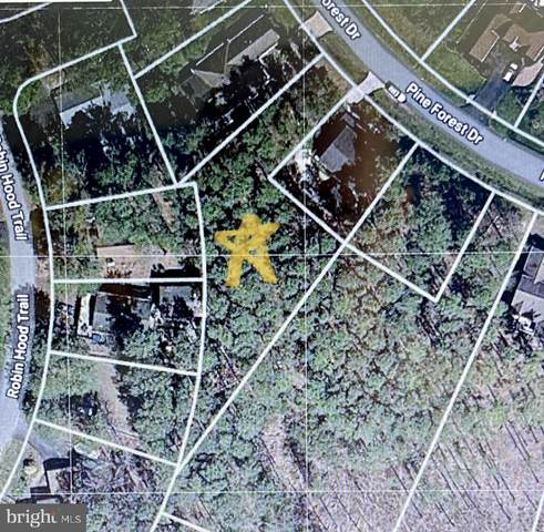 112 Pine Forest Drive, BERLIN, MD 21811 (#MDWO2001320) :: Great Falls Great Homes