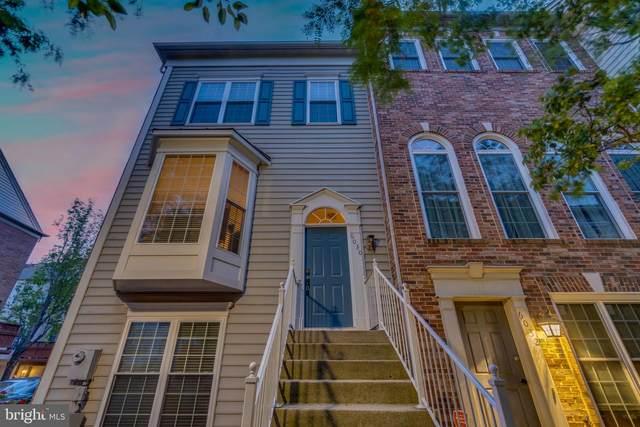 6030 Ricketts Walk, ALEXANDRIA, VA 22312 (#VAAX2002340) :: Debbie Dogrul Associates - Long and Foster Real Estate