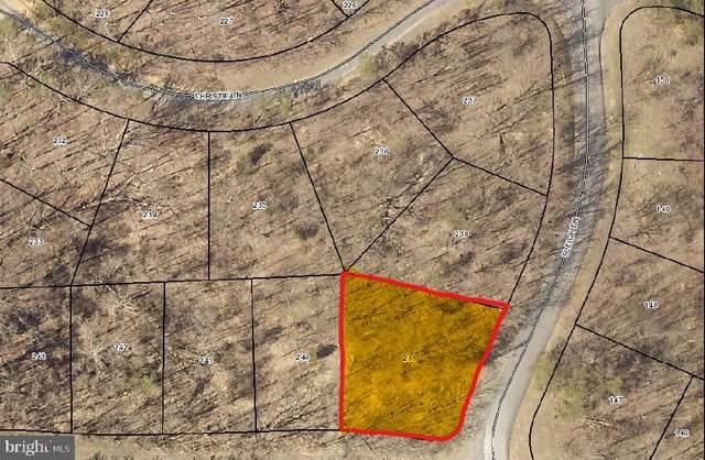 Lot 239 Sleigh Drive, CROSS JUNCTION, VA 22625 (#VAFV2001074) :: Great Falls Great Homes