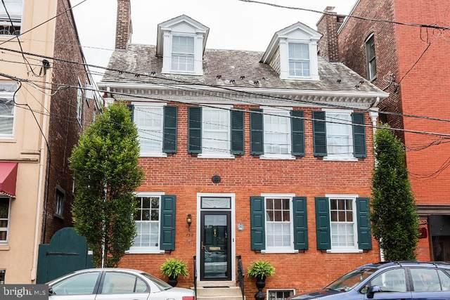 134 E Chestnut Street, LANCASTER, PA 17602 (#PALA2003276) :: Flinchbaugh & Associates