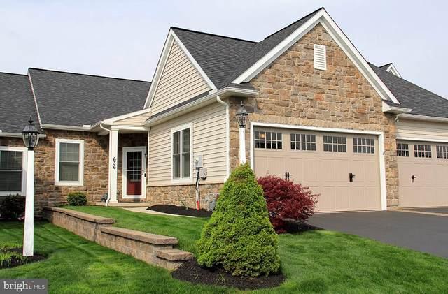 636 Lititz Reserve Lane #84, LITITZ, PA 17543 (#PALA2003282) :: Linda Dale Real Estate Experts