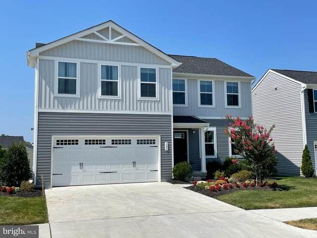 131 Cougill, MIDDLETOWN, VA 22645 (#VAFV2001082) :: Great Falls Great Homes