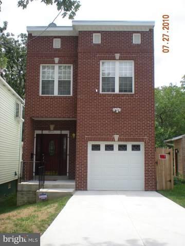 4525 Douglas Street NE, WASHINGTON, DC 20019 (#DCDC2007910) :: The Vashist Group